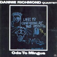 Ode to Mingus - Vinile LP di Danny Richmond