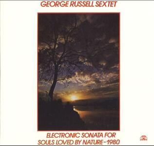 Electronic Sonata 1980 - Vinile LP di George Russell