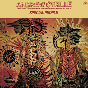 CD Special People di Andrew Cyrille