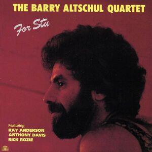 Foto Cover di For Stu, CD di Barry Altschul (Quartet), prodotto da Soul Note