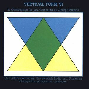 CD Vertical Form vi di George Russell