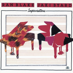 CD Improvisations di Ran Blake