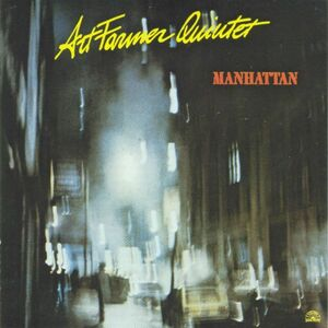 CD Manhattan di Art Farmer (Quintet)