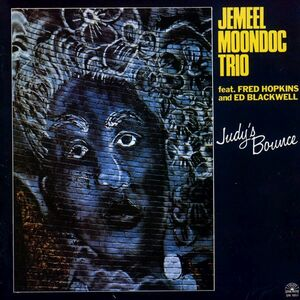 CD Judy's Bounce di Jemeel Moondoc (Trio)