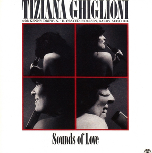 CD Sounds of Love di Tiziana Ghiglioni