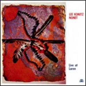 CD Live at Laren di Lee Konitz (Nonet)