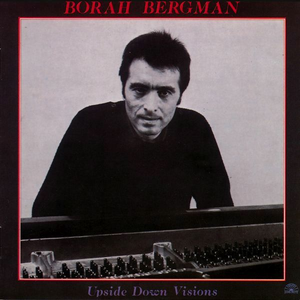 CD Upside Down Visions di Borah Bergman