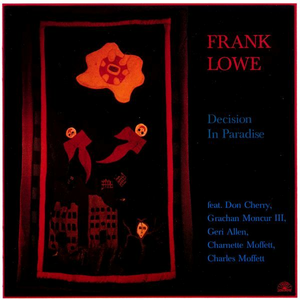 CD Decision in Paradise di Frank Lowe