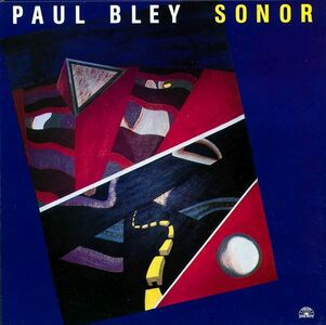 CD Sonor di Paul Bley
