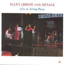 Live at Irving Plaza - Vinile LP di Ellen Christi