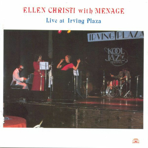 CD Live at Irving Plaza di Ellen Christi