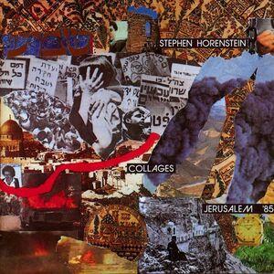 Vinile Collages - Jerusalem 1985 Stephen Horenstein