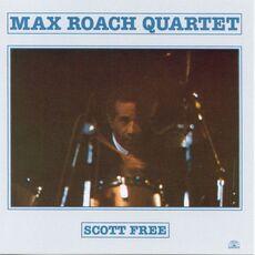 CD Scott Free Max Roach