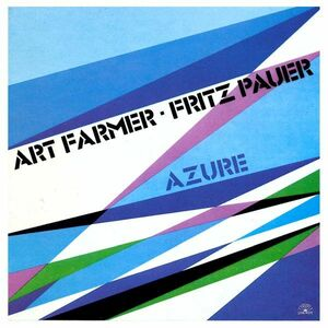 CD Azure Art Farmer , Fritz Paver
