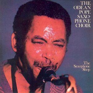 CD The Saxophone Shop di Odean Pope Saxophone Choir