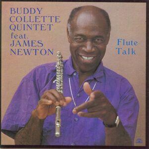 Foto Cover di Flute Talk, CD di Buddy Collette (Quintet), prodotto da Soul Note
