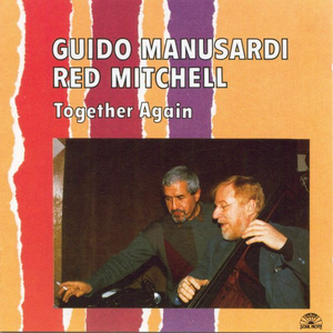 CD Together Again Guido Manusardi , Red Mitchell