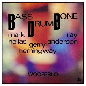 Wooferlo - Vinile LP di Bass Drum Bone