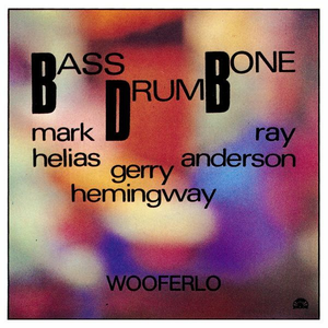 Vinile Wooferlo Bass Drum Bone