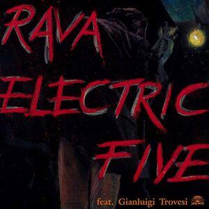 Foto Cover di Electric Five, CD di Enrico Rava, prodotto da Soul Note