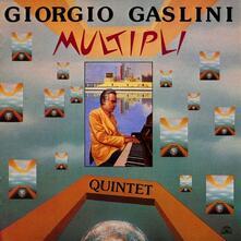 Multipli - Vinile LP di Giorgio Gaslini