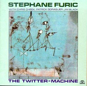 CD The Twitter-Machine di Stephane Furic