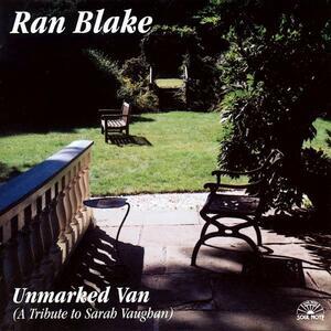 Unmarked Van - CD Audio di Ran Blake