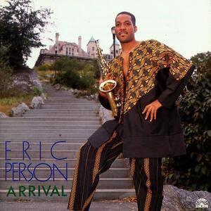 Arrival - CD Audio di Eric Person