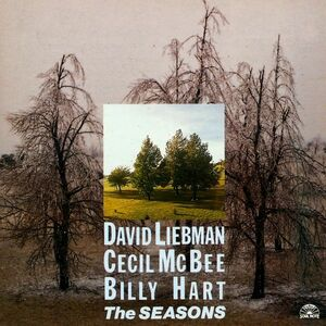CD The Seasons di David Liebman