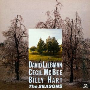 CD The Seasons di David Liebman