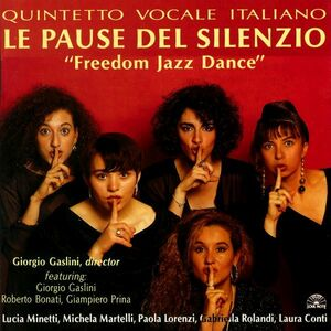 CD Freedom Jazz Dance di Quintetto Vocale Italiano