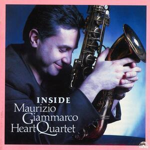 Inside - CD Audio di Maurizio Giammarco,Heart Quartet