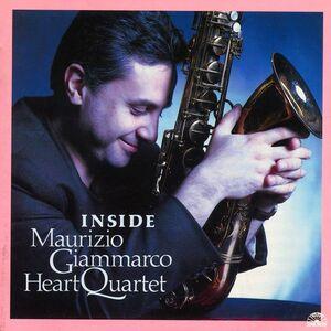 CD Inside Maurizio Giammarco , Heart Quartet