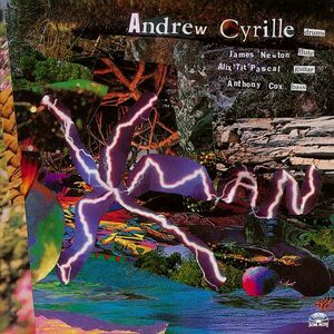 CD X Man di Andrew Cyrille