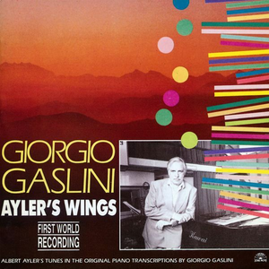 Vinile Ayler's Wings Giorgio Gaslini