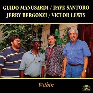 CD Within' di Guido Manusardi (Quartet)