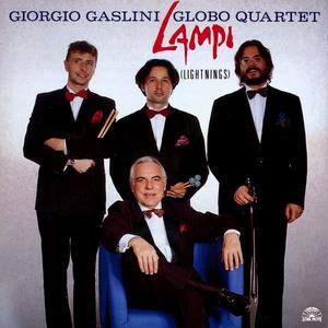 CD Lampi (Lightnings) Giorgio Gaslini , Globo Quartet