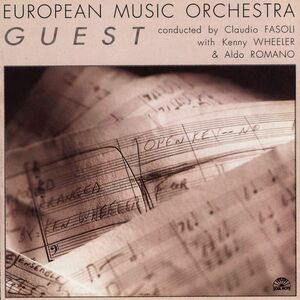 CD Guest Claudio Fasoli di European Music Orchestra
