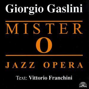 Master of Jazz Opera - CD Audio di Giorgio Gaslini