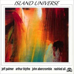 CD Island Universe Jeff Palmer