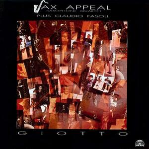 Giotto - CD Audio di Sax Appeal Saxophone Quartet
