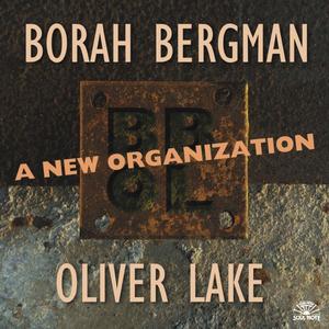 CD A New Organization Borah Bergman , Oliver Lake