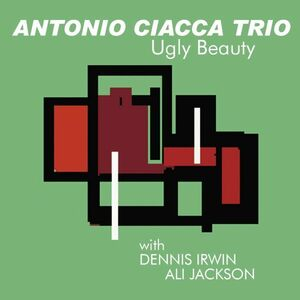 CD Ugly Beauty di Antonio Ciacca (Trio)