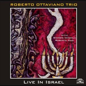 CD Live in Israel di Roberto Ottaviano (Trio)