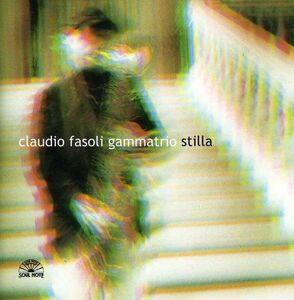 CD Stilla di Claudio Fasoli (Gammatrio)