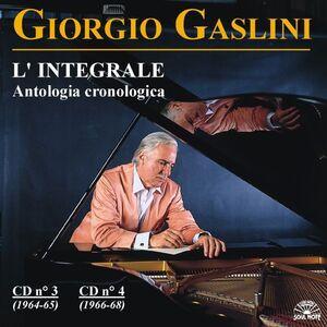 Foto Cover di L'integrale voll.3 & 4, CD di Giorgio Gaslini, prodotto da Soul Note
