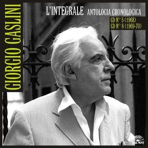 CD L'integrale voll.5 & 6 di Giorgio Gaslini