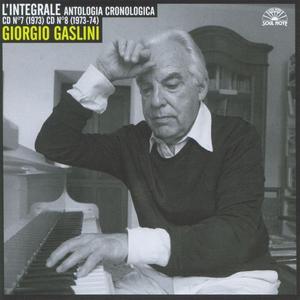 CD L'integrale vol.7 & 8 di Giorgio Gaslini