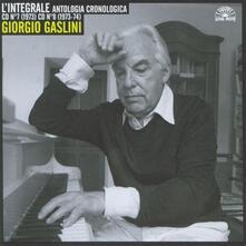 L'integrale vol.7 & 8 - CD Audio di Giorgio Gaslini