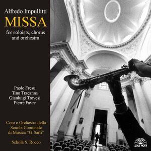Missa - CD Audio di Paolo Fresu,Gianluigi Trovesi,Alfredo Impullitti